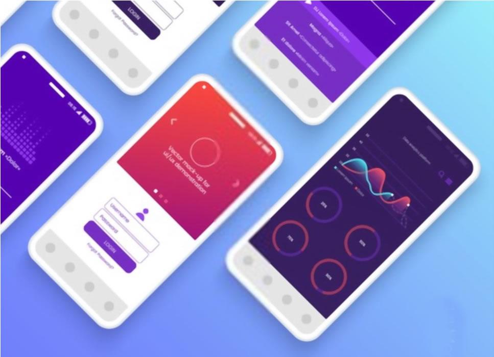App design & prototyping (UI/UX)